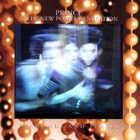 Album cover of Diamonds and Pearls by Prince and the New Power Generation