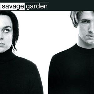 Savage Garden's eponymous debut album.