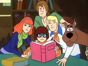 The Scooby gang in 1969.