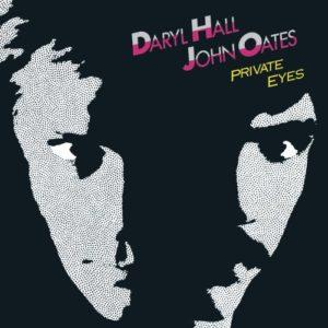 Private Eyes album cover.