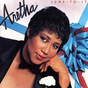 Album cover of Jump To It by Aretha Franklin.