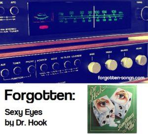 Forgotten: Sexy Eyes by Dr. Hook