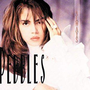Album cover of Always by Pebbles.
