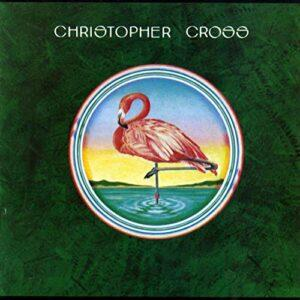 Album cover of Christopher Cross.