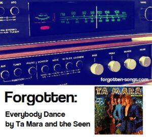 Forgotten: Everybody Dance by Ta Mara and the Seen