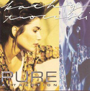 Album cover of Pure Attraction by Kathy Troccoli.