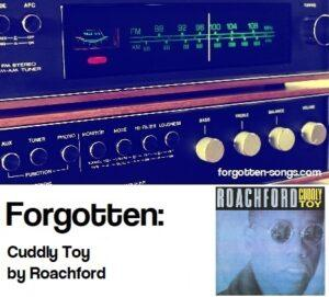 Forgotten: Cuddly Toy by Roachford