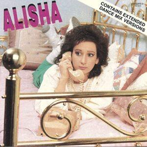 Album cover of Alisha.