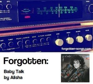Forgotten: Baby Talk by Alisha